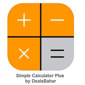 Simple Calculator Plus icon