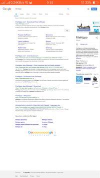 Pc Display Fast Browser screenshot 2