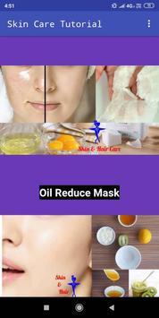 Skin Care Tutorial poster