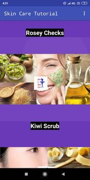 Skin Care Tutorial screenshot 1
