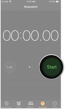 Stopwatch & Timer Pro screenshot 3