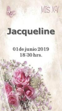 Jacqueline poster