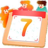 7 Media icon