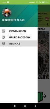 GÉNEROS DE SETAS screenshot 1