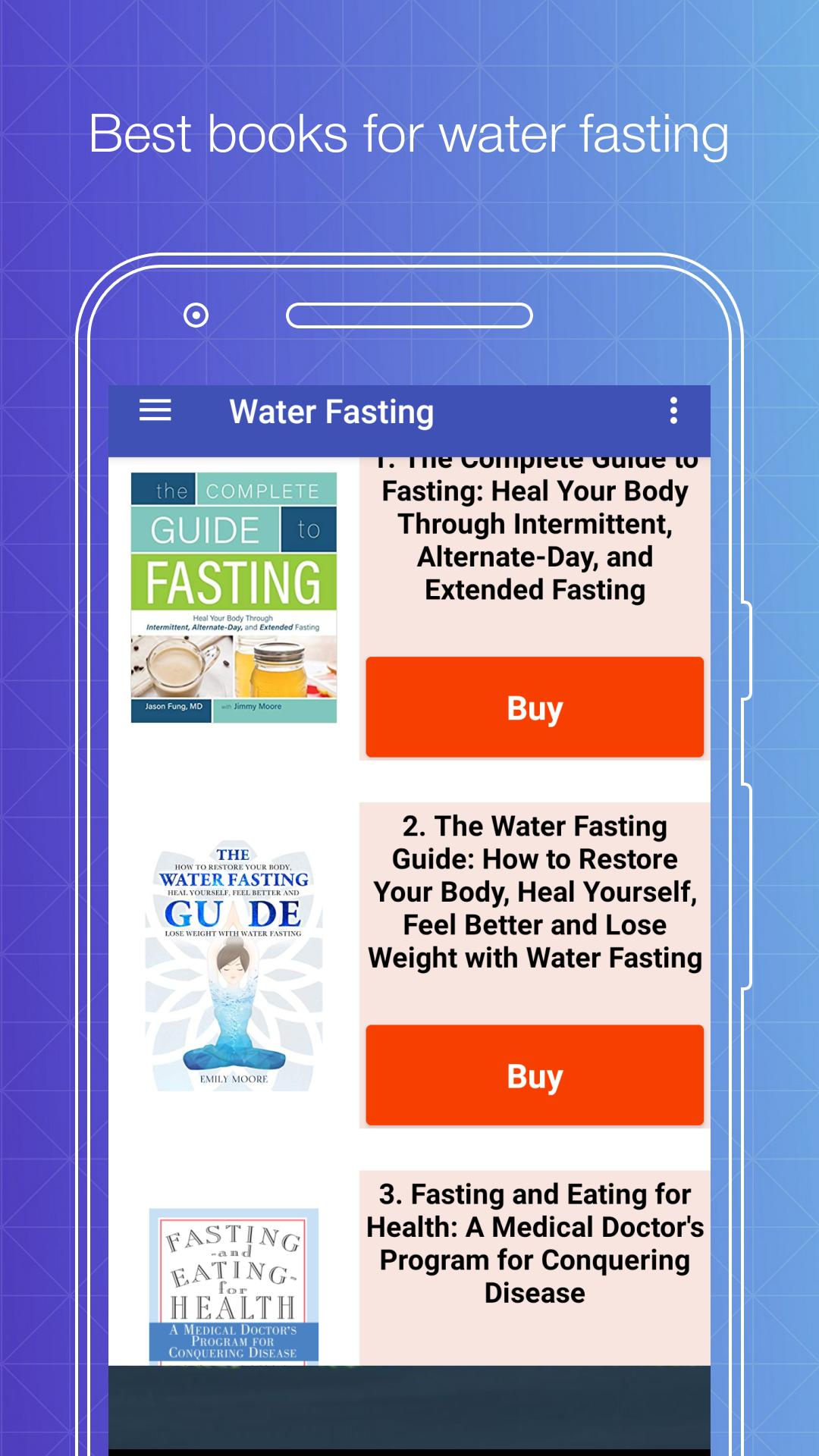 Water Fasting App 2019 Latest for Android - APK Download