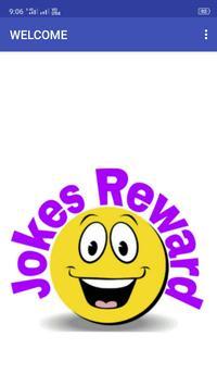 Jokes Reward poster