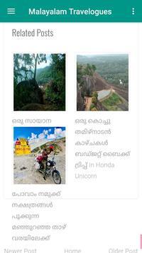 Sanchari - Malayalam Travelogues, Sanjari, Safari for Android - APK