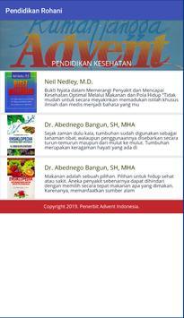 Penerbit Advent Indonesia screenshot 3