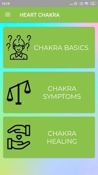Heart Chakra Healing Secrets poster