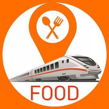 Online train khana ( order food in train app ) poster