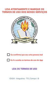 IEADA Araguaína poster