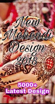 New Mehndi Design 2019 poster