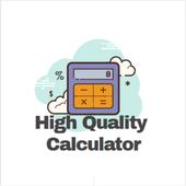 High Quality Calculator icon