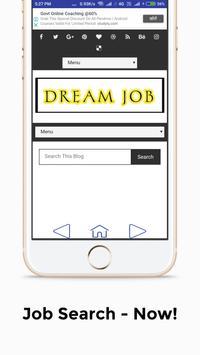 Dream Job screenshot 2