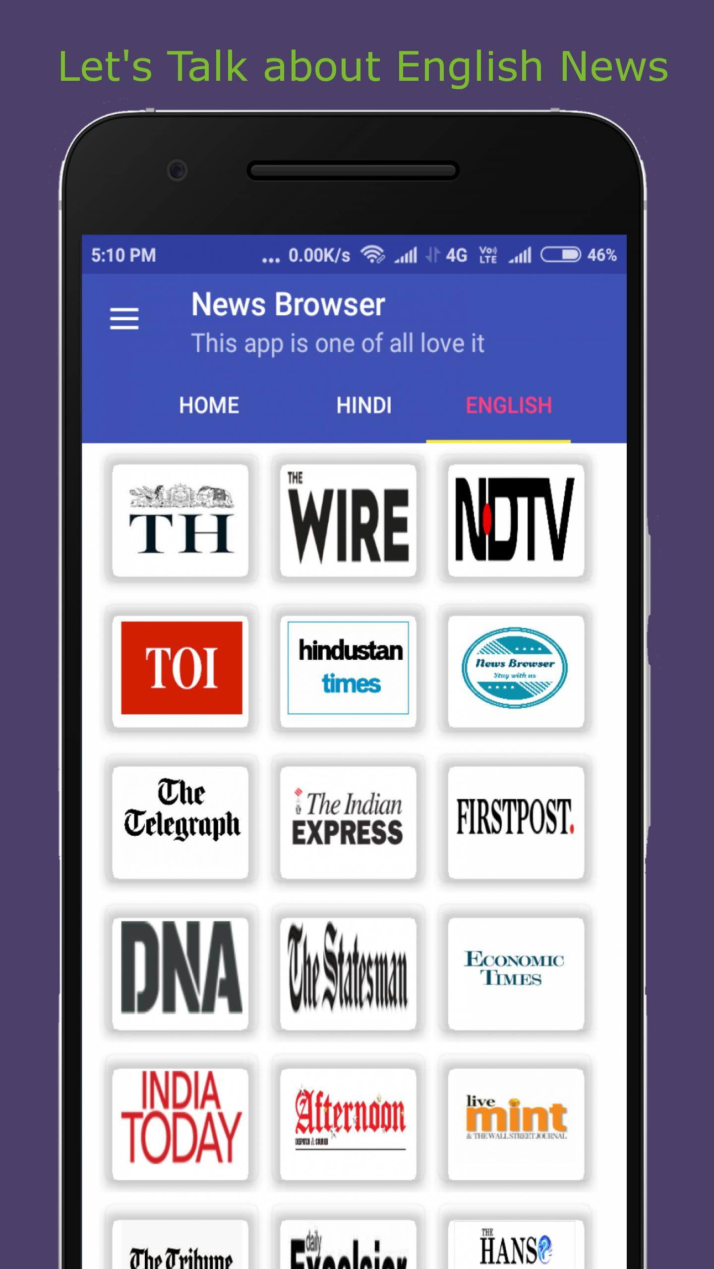 News Browser poster