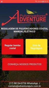 Pulverizadores Adventure Costal screenshot 1
