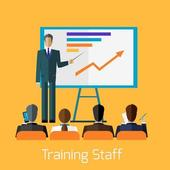 Employee Training and Development Office Templates icon