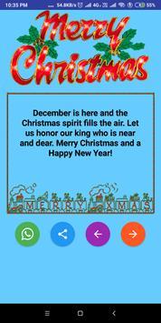 Merry Xmas Greetings 2018 offline screenshot 1