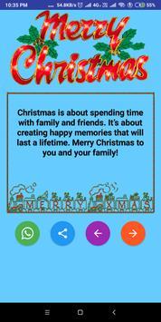 Merry Xmas Greetings 2018 offline screenshot 2