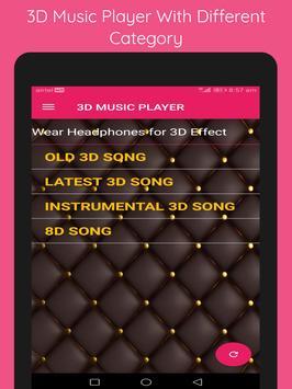 3D MUSIC PLAYER screenshot 6