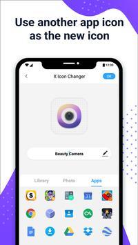 X Icon Changer скриншот 3