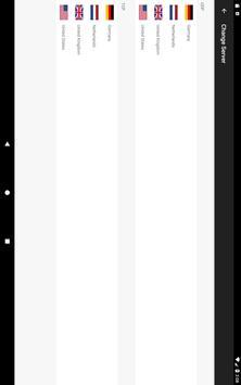 HideMe Free VPN Proxy screenshot 4