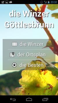 die Winzer Göttlesbrunn poster