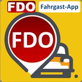 Fahrdienst Online - Fahrgast icon