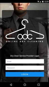 Online Dry Cleaning Partner screenshot 1