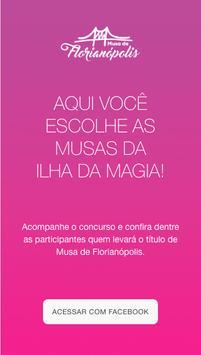 Musa de Florianópolis Cartaz
