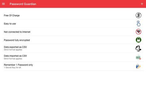 Password Guardian screenshot 5