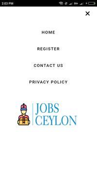 jobs Ceylon screenshot 1