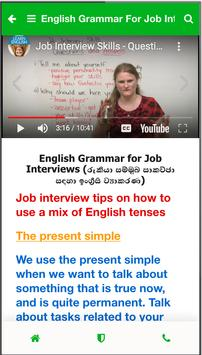 Kadda - Learn Spoken English  In Sinhala screenshot 7