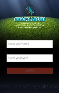SHATHABDHI TOWNSHIPS poster
