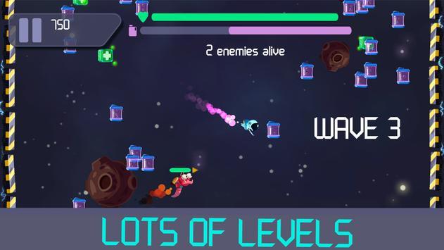 Galaxy Samurai.io- Space battle Royale screenshot 4