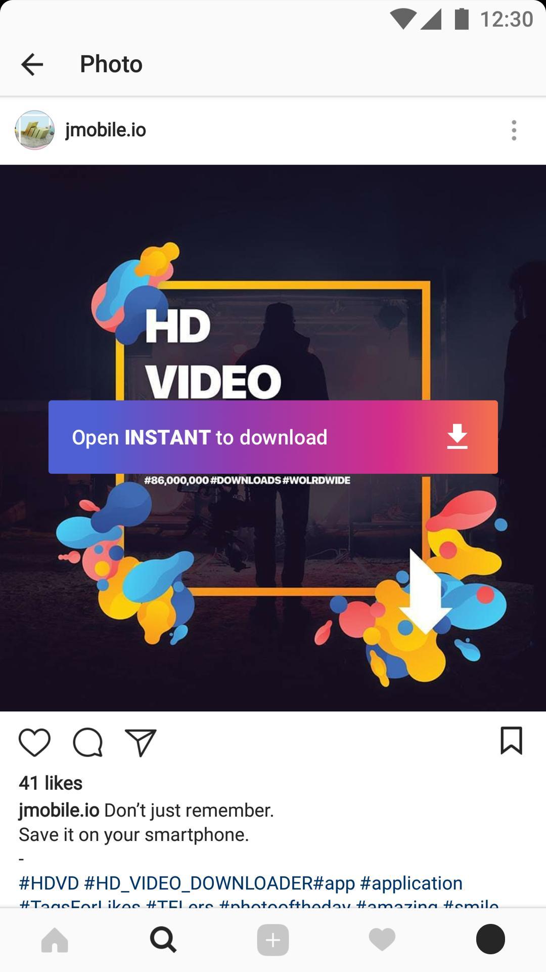 Video Downloader for Instagram for Android - APK Download