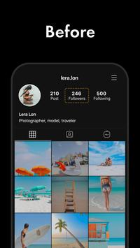 Preview for Instagram Feed - Free Planner App screenshot 2
