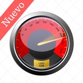 Velocidad Internet latinoamericana icon