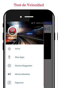 Velocidad Internet latinoamericana screenshot 5