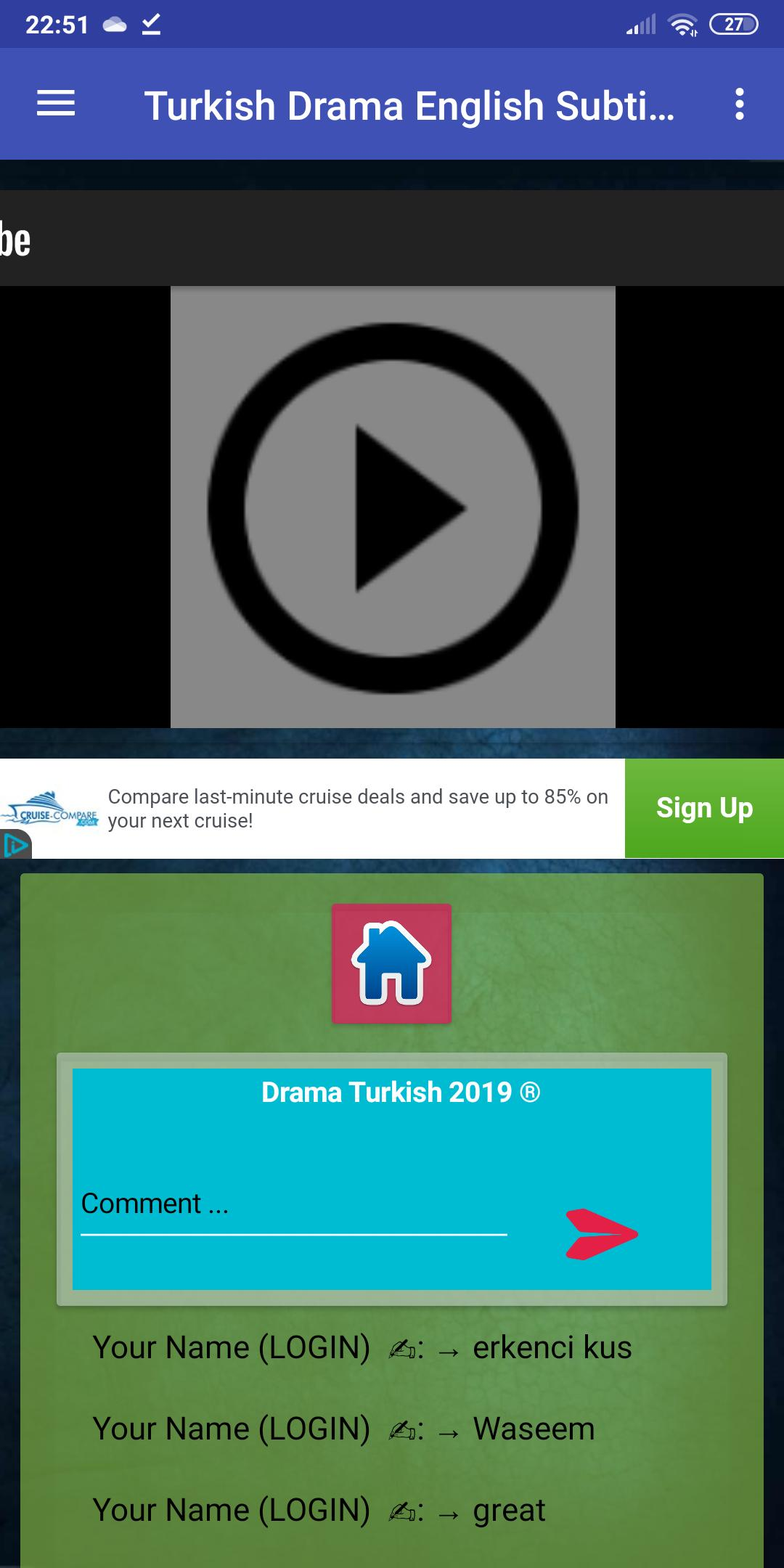 Turkish Dramas 2019 ©️ for Android - APK Download