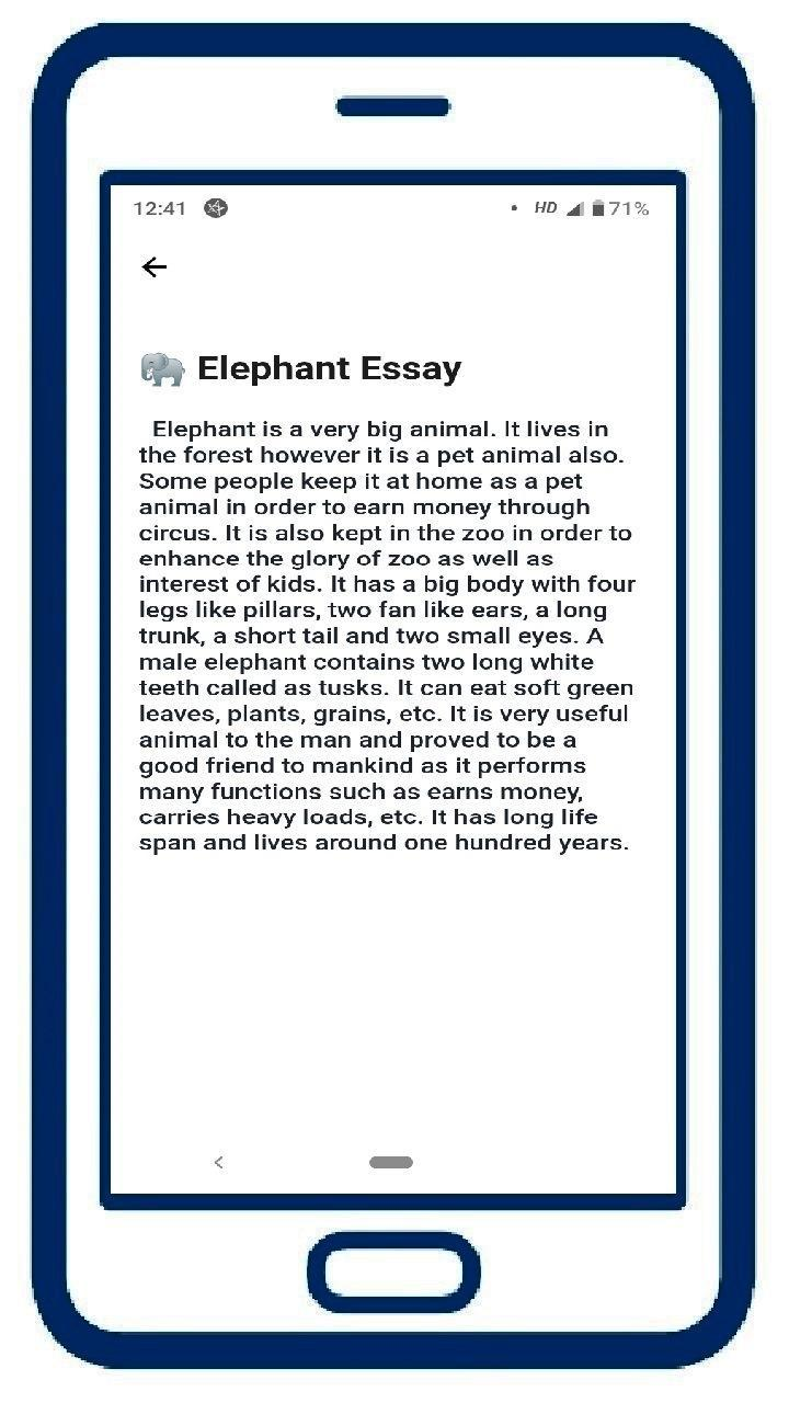 Essay army life