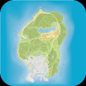 MapGenie: GTA5 Map アイコン