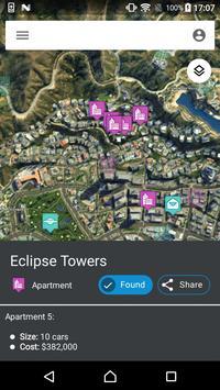 MapGenie: GTA5 Map スクリーンショット 4
