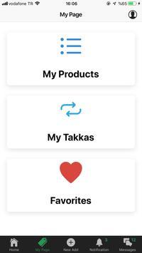 Takkas screenshot 4