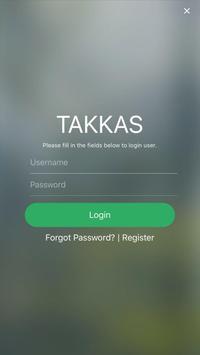 Takkas screenshot 1