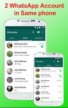 Messenger for WhatsApp Web poster