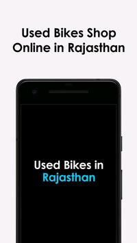 Used Bikes in Rajasthan poster