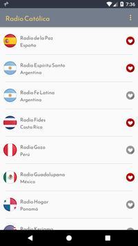 Radio Católica screenshot 3