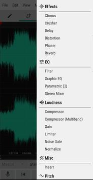 WaveEditor screenshot 4