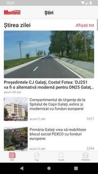 Monitorul de Galati poster